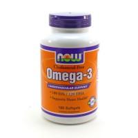 Omega 3 1000 мг Choles Free (180капс)